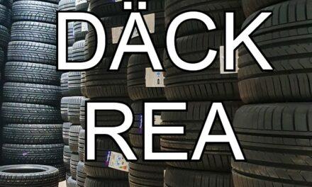 Däck rea – Fynda nya däck på rean