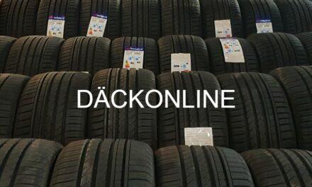 Däckonline (handla däck online) hela 2021 – Hjulonline.se
