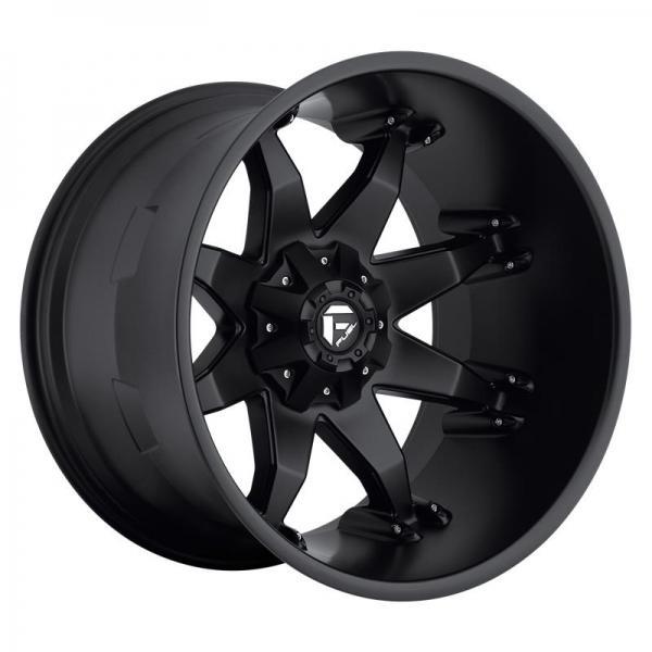 12 X 20 ET -44 106.1 FUEL MATTE BLACK